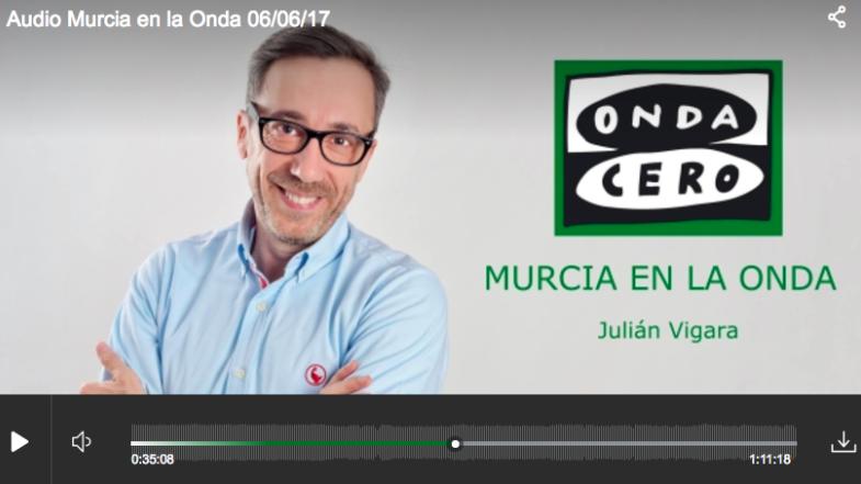 """Programa """"Murcia en la Onda"""""""