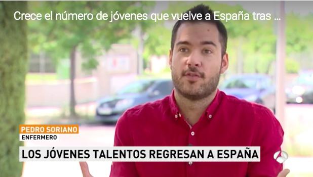 Crece el número de jóvenes que vuelve a España tras salir al extranjero en busca de un futuro mejor