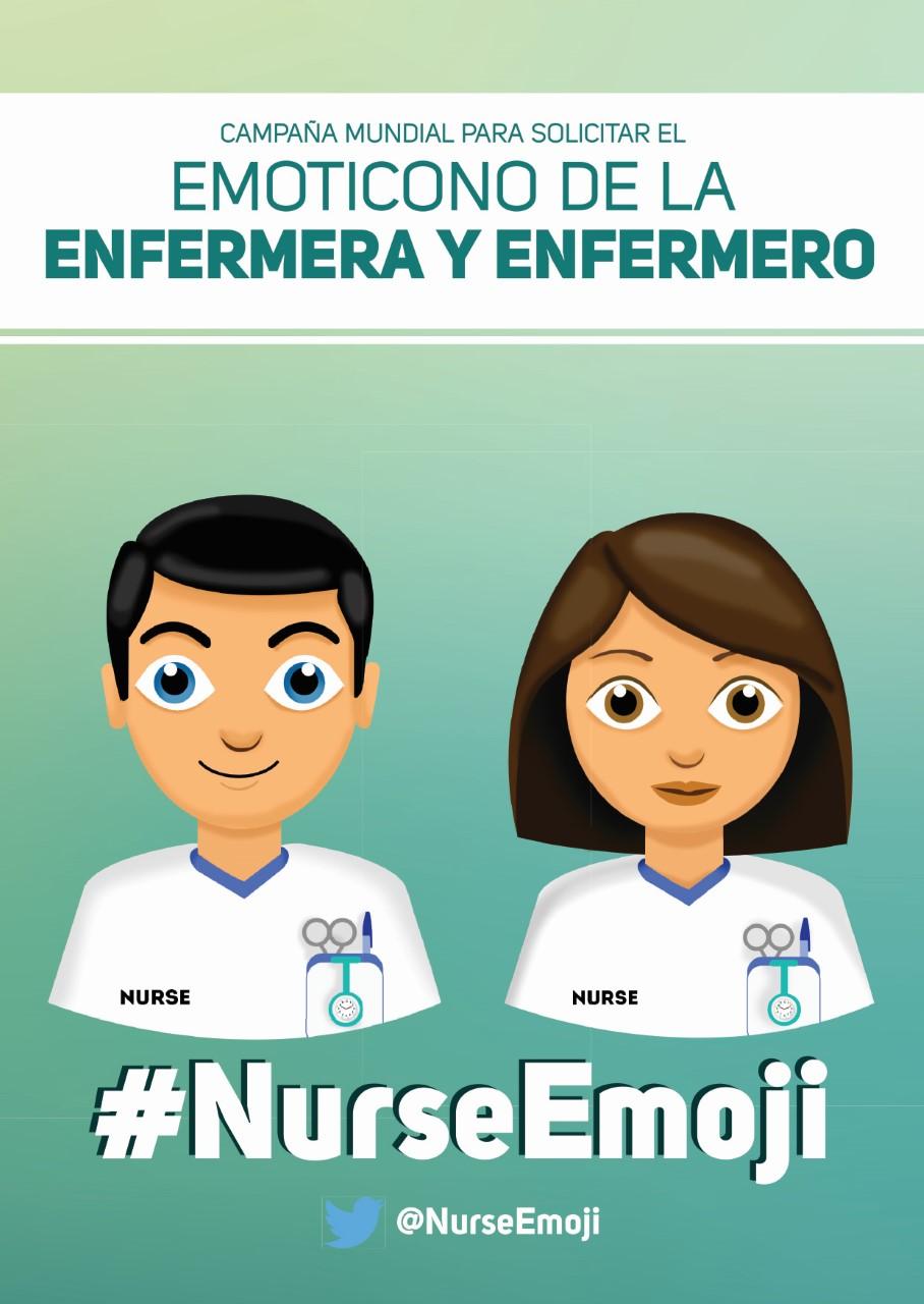 Emoticonos enfermeros con Jordi Mitjà y Pedro Soriano