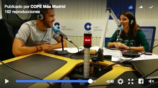 Buscar información de salud en internet con rigor en la Cope más Madrid