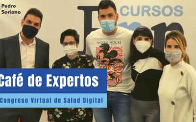 Café de Expertos en el II Congreso Virtual de Salud Digital