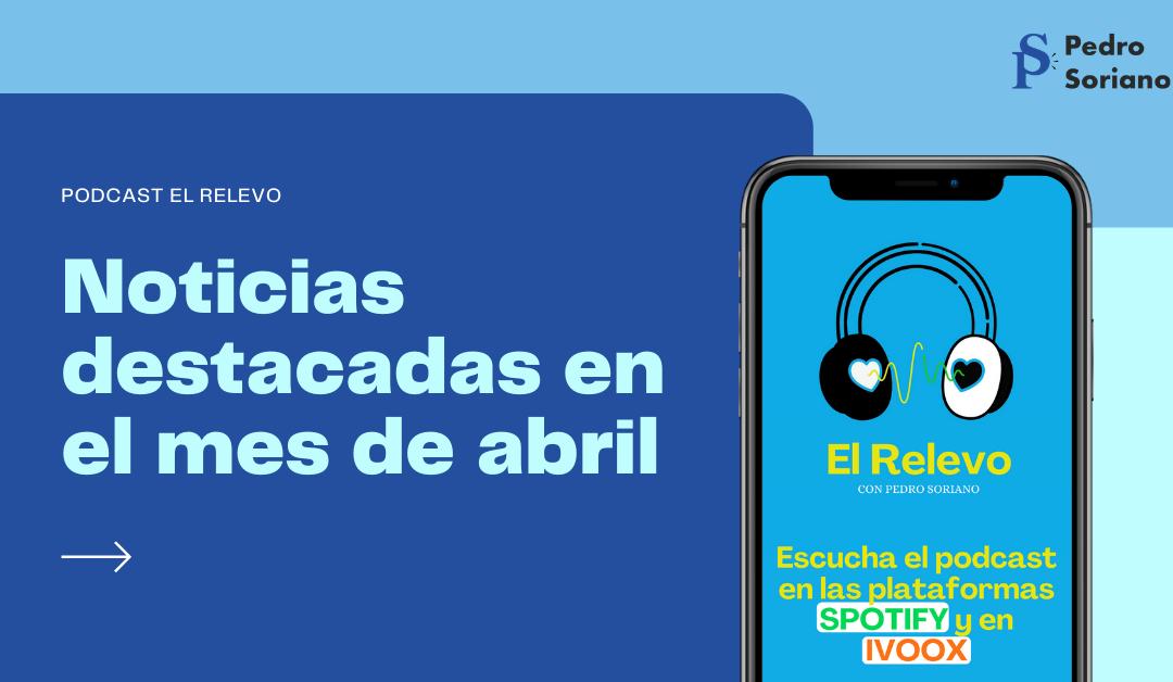 El Relevo | Noticias destacadas en el mes de abril sobre Salud digital y Enfermería