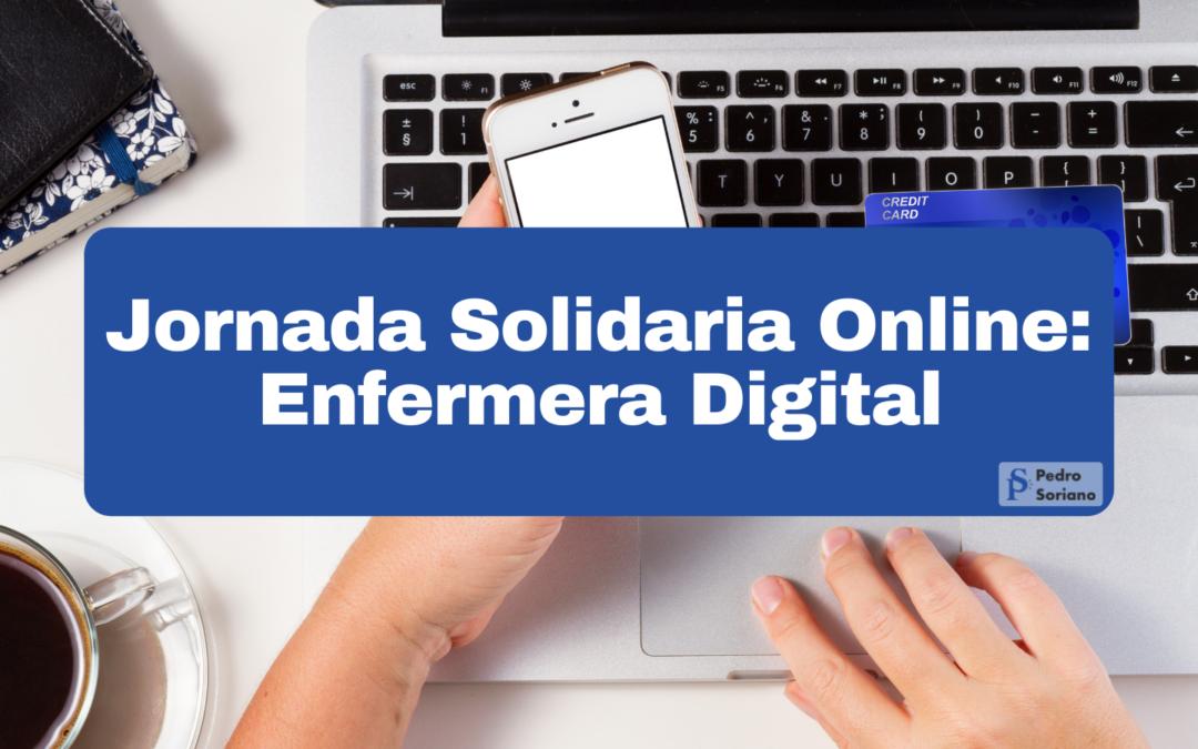 Jornada Solidaria Online: Enfermera Digital